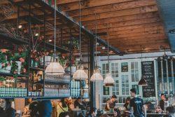 (Hebrew) מדוע הצמיחה בשוק ההסעדה אינה מגיעה לשוק בתי הקפה?